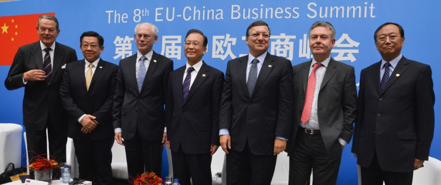 How can the EU influence China?
