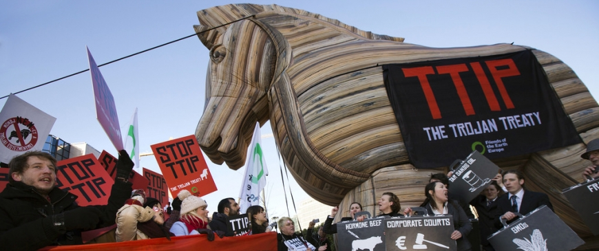It's the geopolitics, stupid: Why TTIP matters