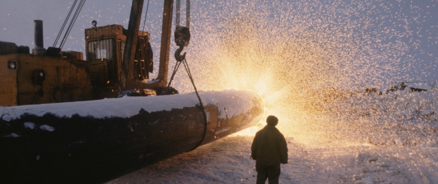 Pipelines, politics and power