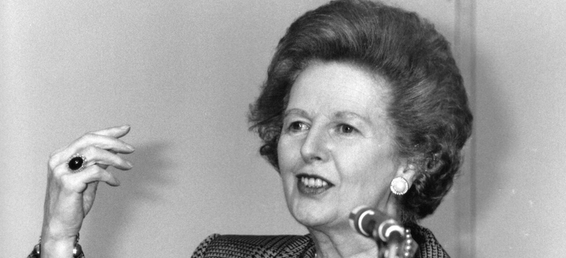 Thatcher's legacy to Europe