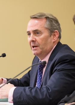 Liam Fox is wrong to suggest that the EU controls the Foreign Office