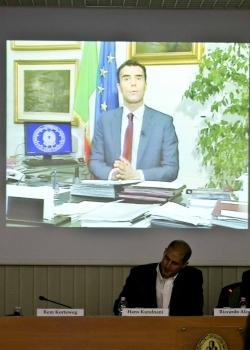 Video speech by Sandro Gozi, 18 January 2016