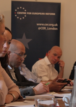 CER/Das Progressive Zentrum roundtable on 'The threat of Brexit and the future of Europe'
