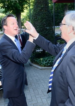The EU after Bremain: Kiss and make up?