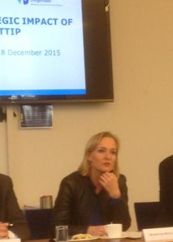 'The strategic impact of TTIP'