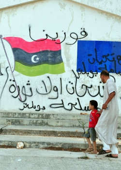 The EU and Libya: Realism or irrelevance