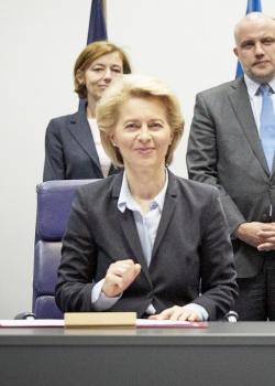 Ursula von der Leyen isn't perfect, but she's better than the alternative