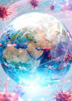 Webinar on 'The geopolitical impact of coronavirus'