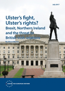 CER/IIEA launch of 'Ulster's fight, Ulster's rights?'