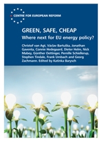 Launch of 'Green, safe, cheap: Where next for EU energy policy?' event thumbnail
