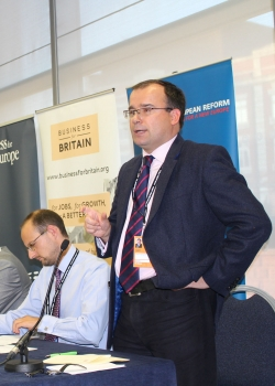 BfB/BNE/CER fringe event at the Labour Party conference: 'Can Britain lead in Europe? Will EU reforms deliver growth and jobs?' event thumbnail