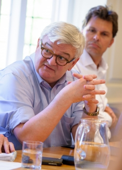 Roundtable on 'The future of the EU and Germany's role in it'  event thumbnail