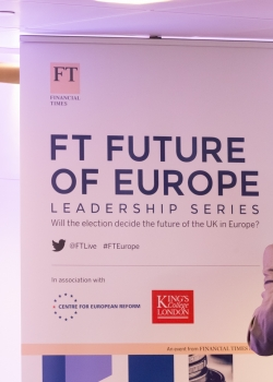 FT Future of Europe Leadership Series: Capital markets union breakfast briefing event thumbnail