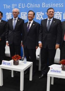 How can the EU influence China? thumbnail