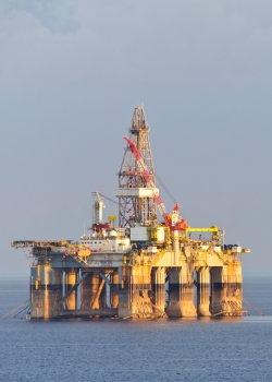 Gas on troubled waters?