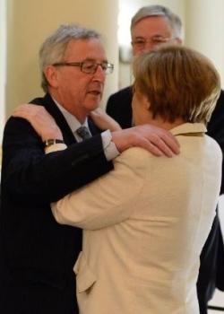 Juncker battle