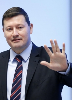 CER/Kreab breakfast on 'The future of Europe' with Martin Selmayr, Head of Juncker Cabinet, European Commission