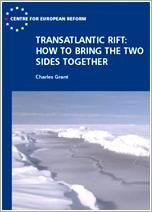 Transatlantic rift