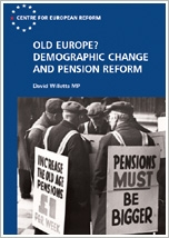 Old Europe? Demographic change and pension reform