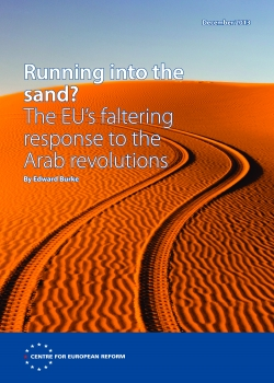 Running into the sand? The EU's faltering response to the Arab revolutions