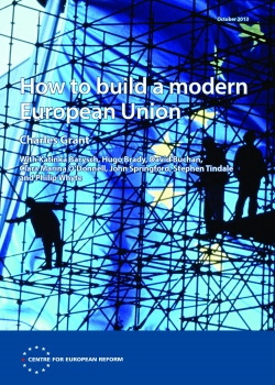 How to build a modern European Union