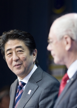 Will Europe scratch Japan's back?
