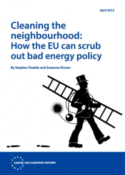 Cleaning the neighbourhood: How the EU can scrub out bad energy policy