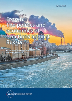 Frozen: The politics and economics of sanctions against Russia