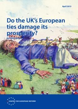 Do the UK's European ties damage its prosperity?