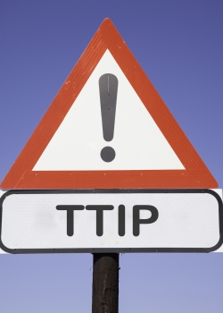 No, TTIP is not a good reason for Britain to leave the European Union