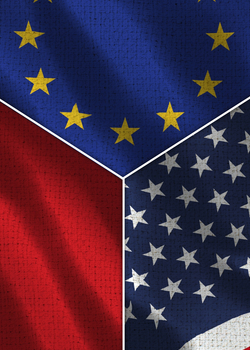 Launch of 'Europe, the US and China: A love-hate triangle?'